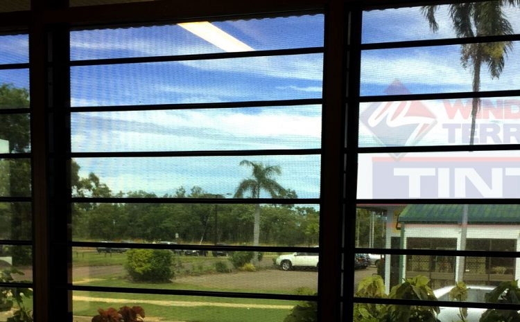 Residential-tinting